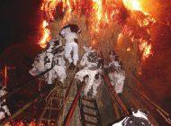 鳥羽の火祭り