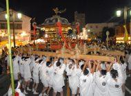 西尾祇園祭(伊文神社神輿)