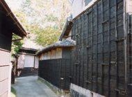 佐久島黒壁