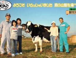 牧場見学&チーズ作り体験