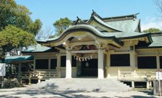 Nishio Ibun Jinja Shrine
