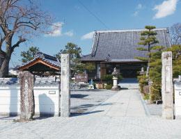 源徳寺ご朱印 吉良の仁吉遺品展示見学