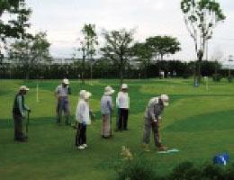 ファミリーパターゴルフ