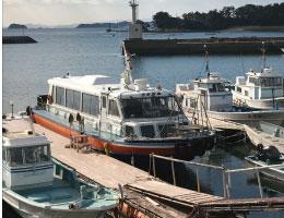 東幡豆観光遊船 底引き網体験