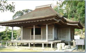 国宝 金蓮寺弥陀堂