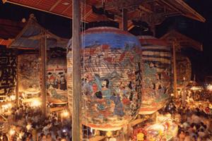 미카와잇시키 대제등 축제