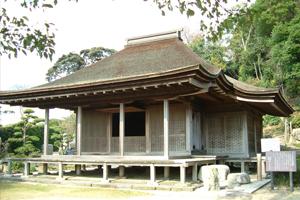 國寶・金蓮寺彌陀堂