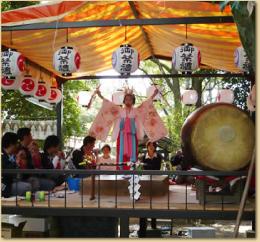 佐久島秋の大祭
