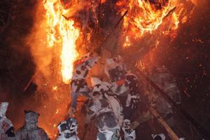 도바의 불축제