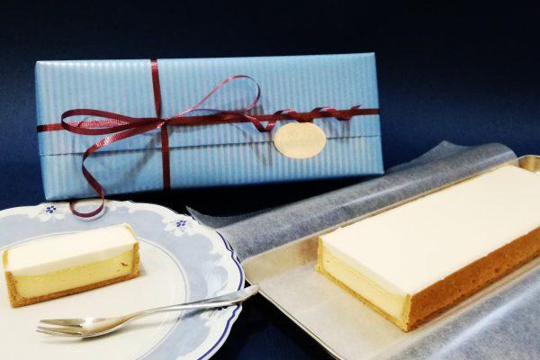 超濃厚2層チーズケーキタルト