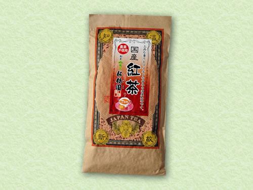 MI-6 国産紅茶(農薬不使用)100g