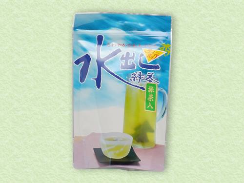 TP-6 抹茶入り緑茶パック (10g×15p) 冷水でも可