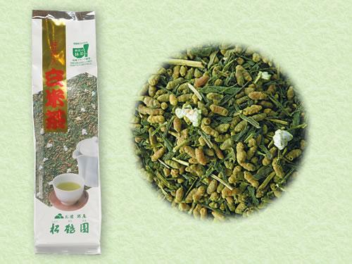 MO-3 抹茶入玄米茶 250g