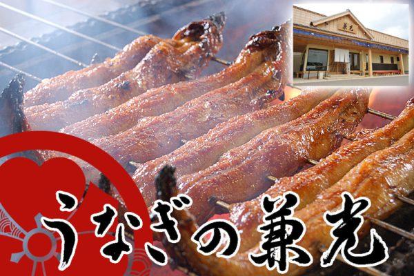 【三河一色ブランド】特上炭火手焼き うなぎ蒲焼き(中サイズ) タレ・山椒付き