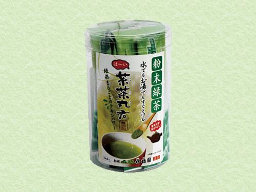 F-6 粉末緑茶 茶茶丸君 スティック 15P