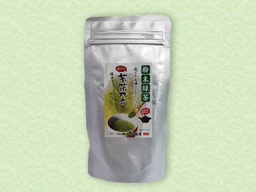 F-1 粉末緑茶 茶茶丸君 40g
