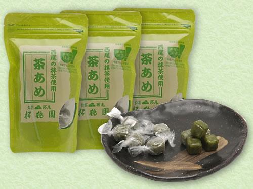 OM3-5 茶あめ 170g×3袋 10月~4月販売