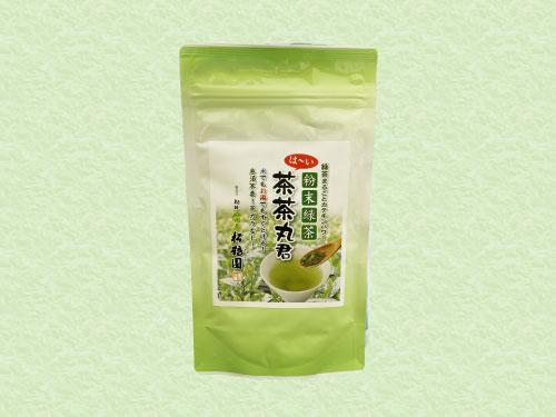 F-2 粉末緑茶 茶茶丸君 100g