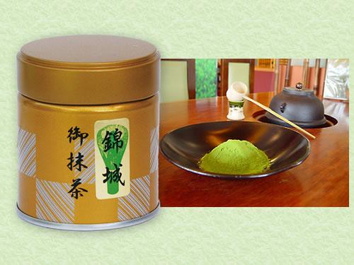 抹茶 M-3 錦城(きんじょう)30g