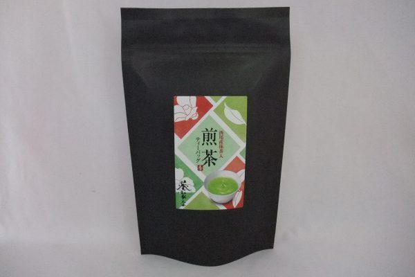 お茶和み 西尾産抹茶入り煎茶ティーパック 5g×12袋