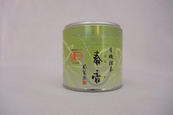 有機抹茶「春香-はるか-」 30g