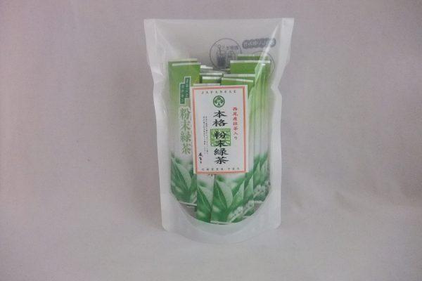 本格粉末緑茶【スティックタイプ】 1g×25本