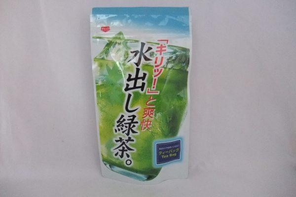 水出緑茶ティーパック 5g×10袋