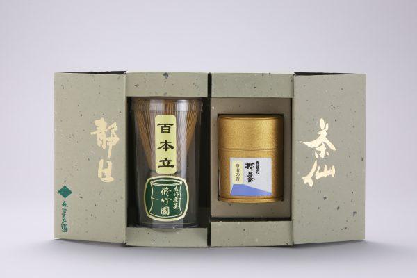 西尾の抹茶 茶筅詰め合わせ