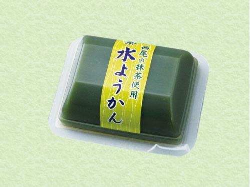 OM-35 抹茶水ようかん(1個) 4月~9月販売