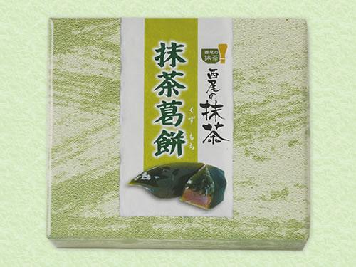 OMH-03 抹茶葛餅 箱入 4月~8月販売
