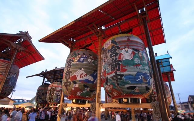Nishio Festivals